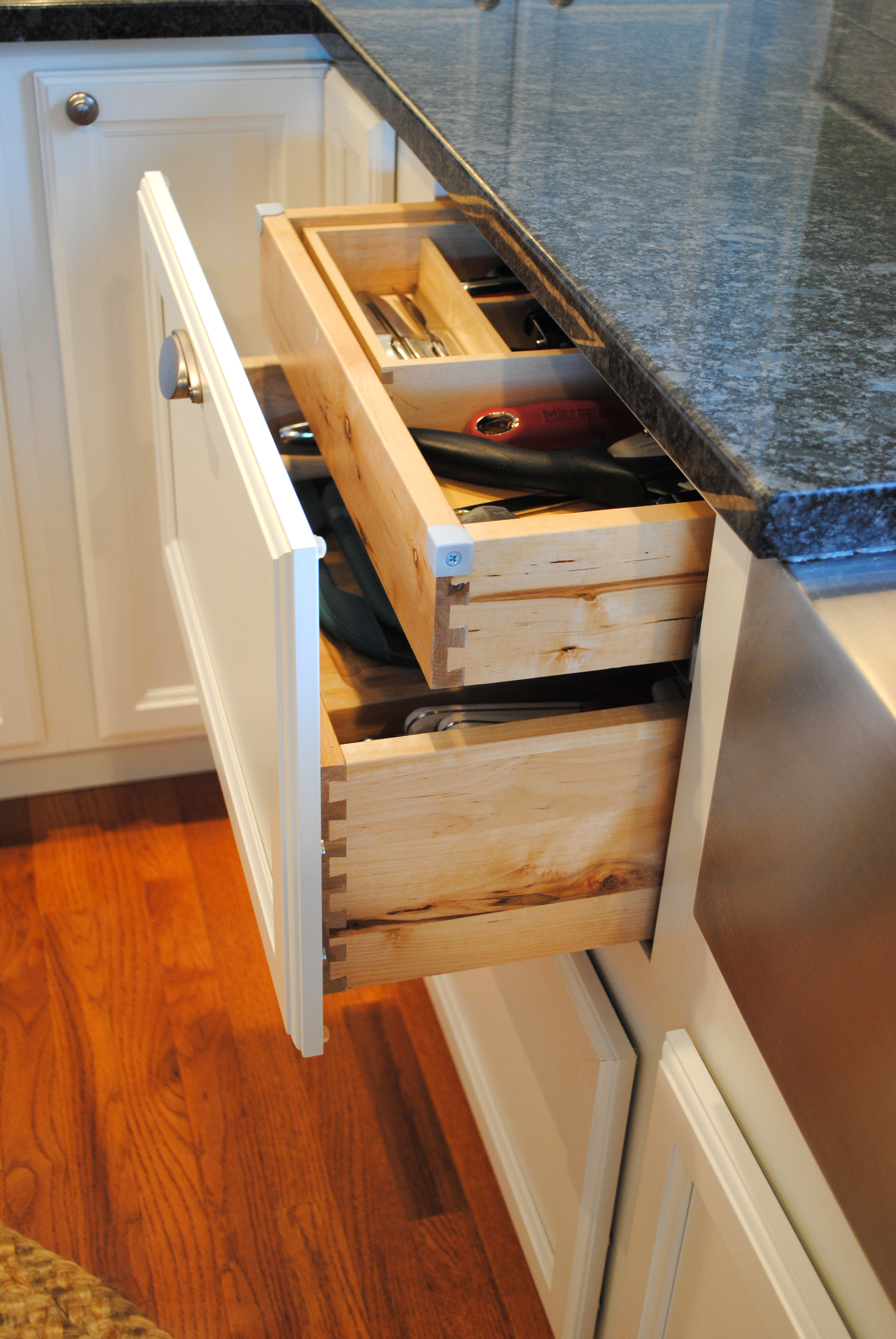 Drawer In A Drawer