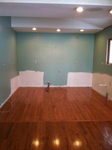 kitchen at paint