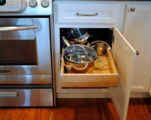 pots and pans cabinet