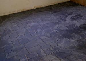 tile at install