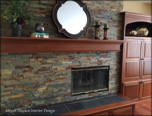 Carr Fireplace