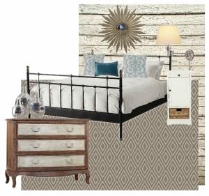 OB-Wall Lake Master Bedroom